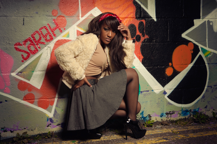 Model: Busi Zulu, MUA: Theresa Roche, Photographer: AlexSnaps, A