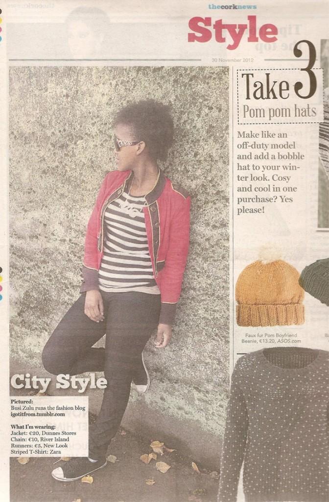 CORK NEWS – CITY STYLE