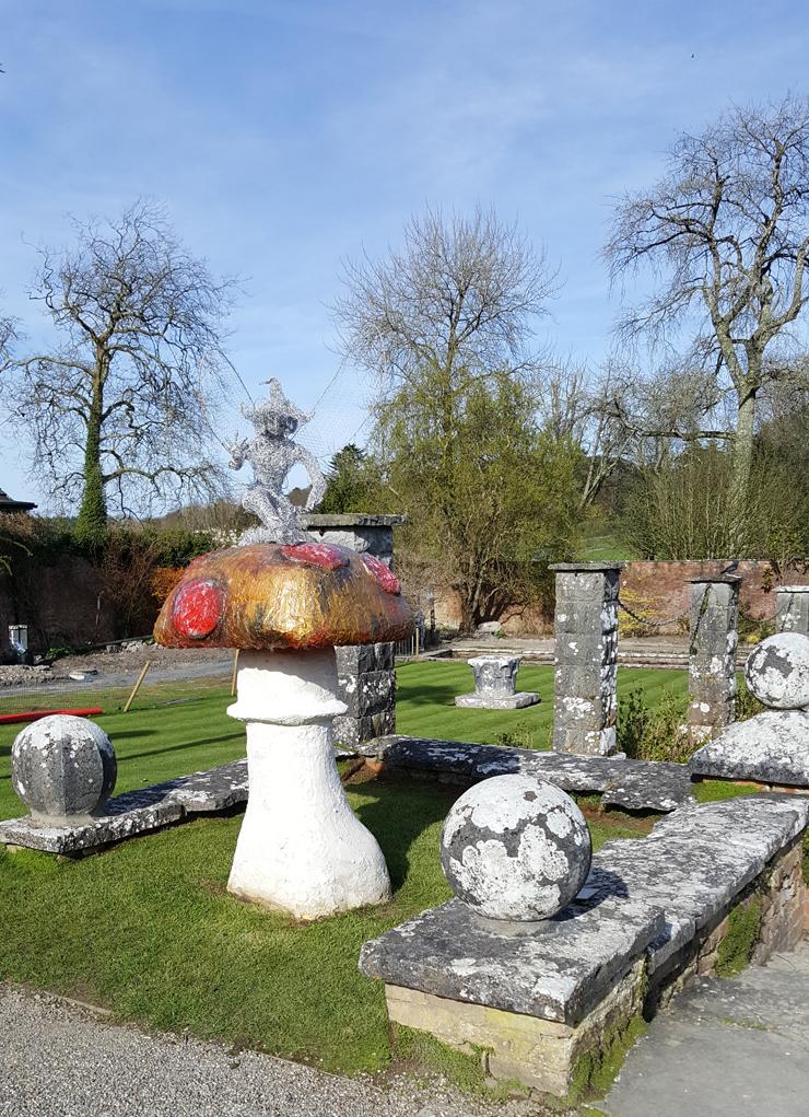 Dromoland Castle – Gardens