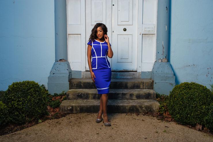 Model: Busi Zulu | Photographer: AlexSnaps | MUA: Siobhan Roche