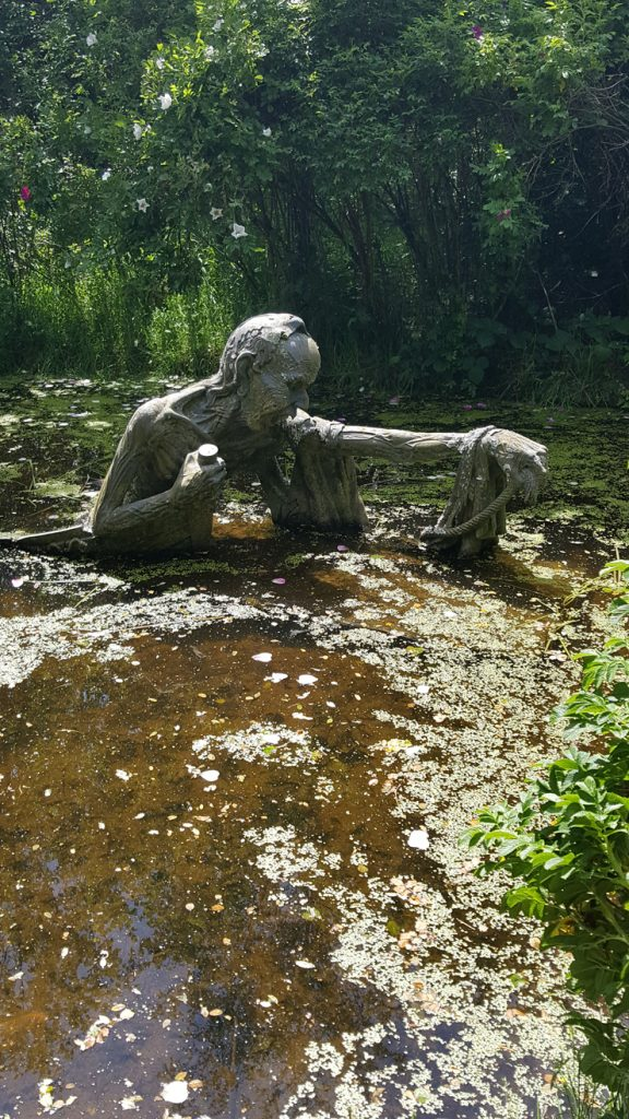 Victor's Way – Indian Sculpture Park
